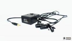 Binaural Microphone BE-P1 + Battery Box